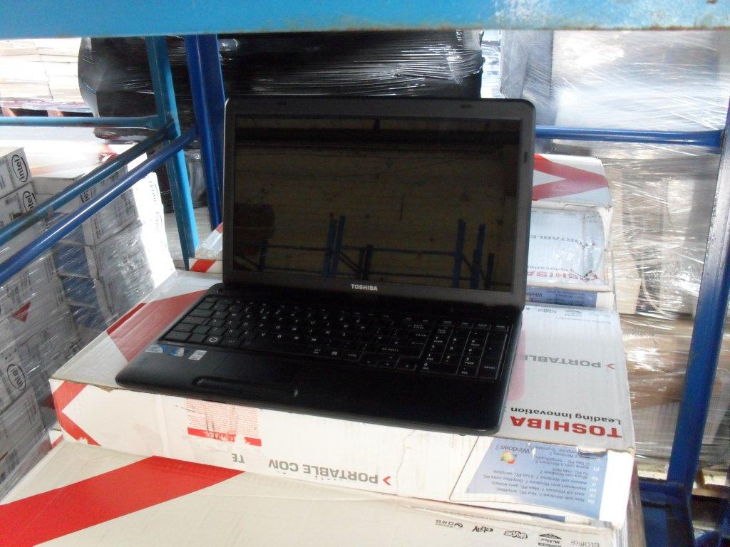 Toshiba C650-15 laptops from Stock Sourcing