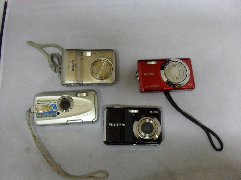 Wholesale digital cameras - used cameras from Stock Sourcing