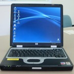 HP NC6000 Notebook