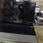 Webcam laptop