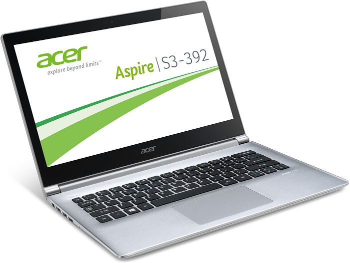 Acer S3 Laptop