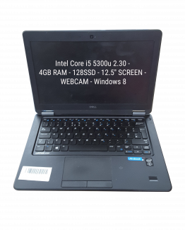 45 x High End i5 & i7 & AMD A8/A9/A10 Used Retail Laptops – Deal 287