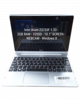 45 x i3 Used Retail Windows 8 Intel / AMD Laptops – Deal 361