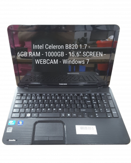 45 x Budget Dual Core Used Retail Laptops – Deal 155