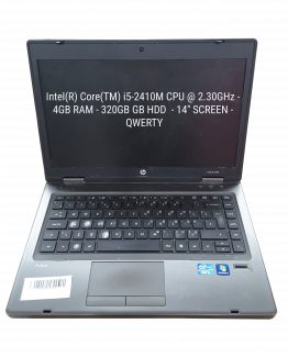 37 x i3 & i5 & i7 & Dual Core & AMD Windows 7 Used Retail Laptops  – Deal 156