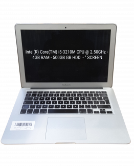 36 x Mixed Condition Apple Macbook Pro & Macbook Air – Deal A1000